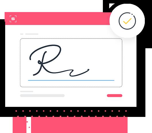 verified signing